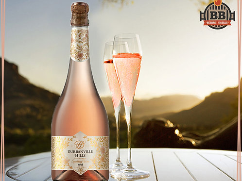 Durbanville Hills Sparkling Wine Rose 750ml