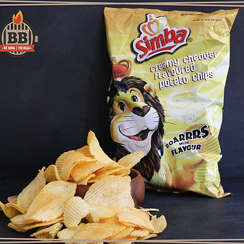 Simba - Creamy Cheese 125g