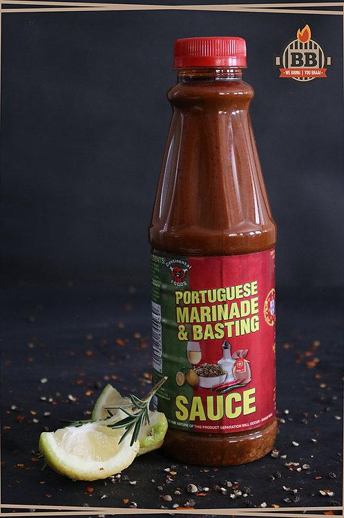 Portuguese Marinade & Basting Sauce 375ml