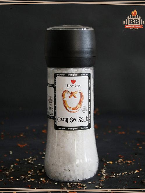 I Love Spice - Coarse Salt 300g