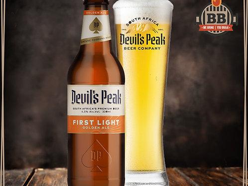 Devils Peak First Light 330ml X 6