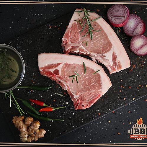 Pork Loin Tjops (per kg)