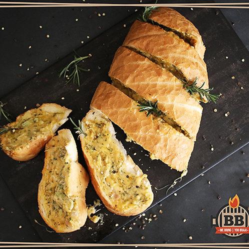Famous Ciabatta Garlic Bread
