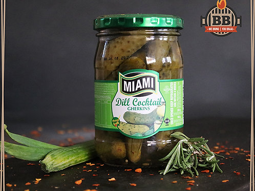 Miami - Dill Coctail Ghirkens 215g