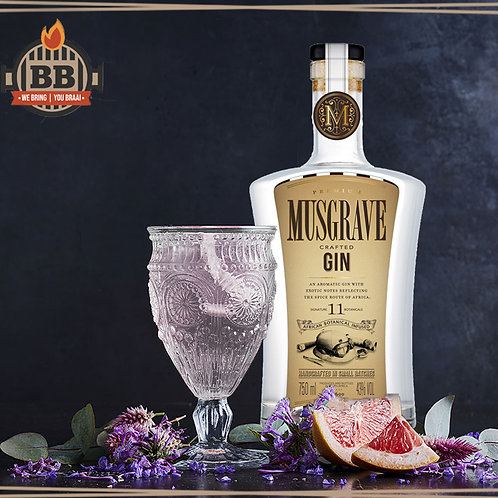Musgrave African Botanical Infused 750ml