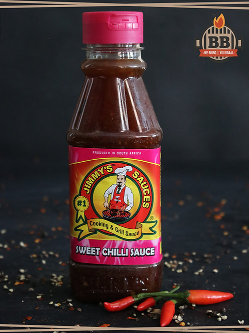 Jimmy's - Sweet Chilli Sauce 375ml