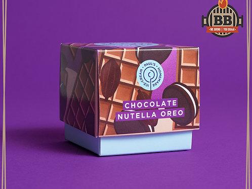 Paul's Ice Cream - Chocolate Nutella 125ml