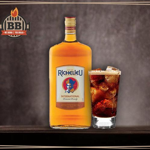 Richelieu Brandy 1L