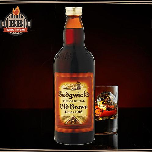 Sedgewicks Old Brown Sherry 750ml