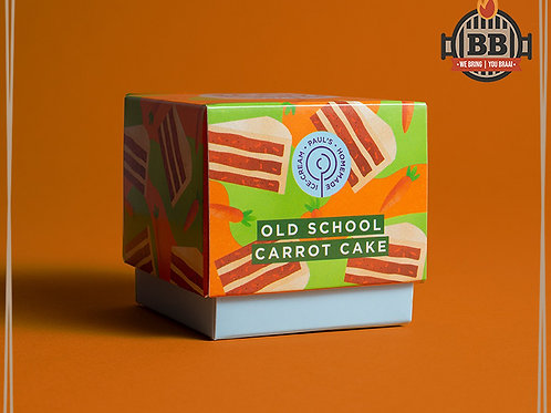 Paul's Ice Cream - Old School Carrot Cake 125ml