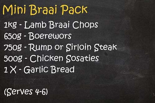 Mini Braai Pack