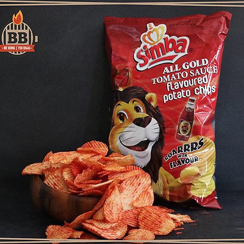 Simba - Tomato Sauce 125g