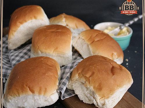 Bread Rolls - White Rolls X 6