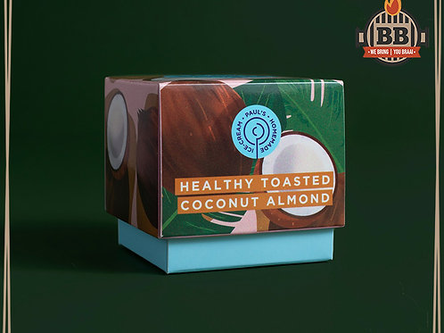 Paul's Ice Cream - Healthy Toasted Coconut Almond 125ml