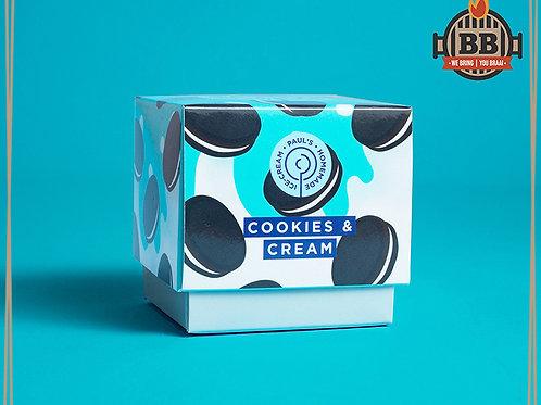 Paul's Ice Cream - Cookies and Cream 125ml