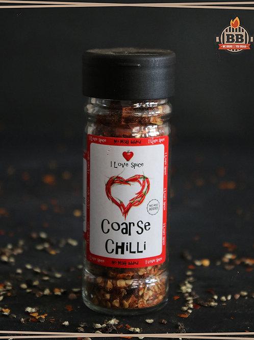I Love Spice - Course Chilli Spice 200g