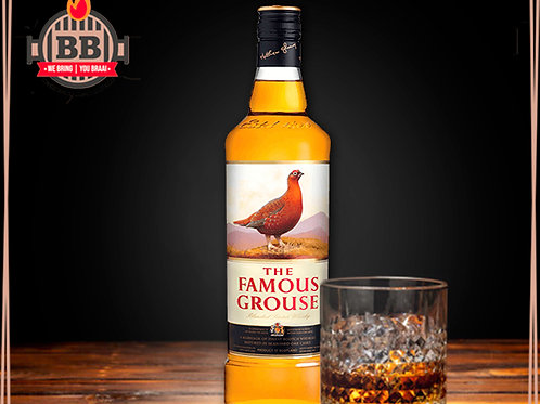 Famous Grouse Whiskey 750ml