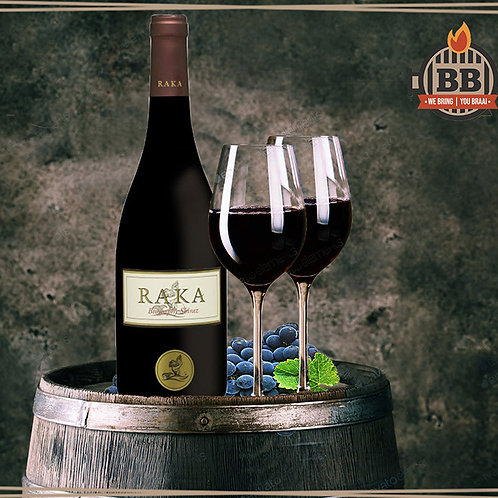 Raka Biography Shiraz 750ml