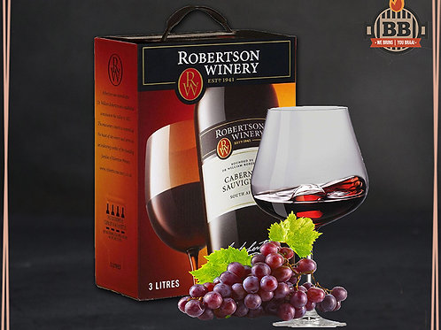Robertson Cabernet Sauvignon 3L