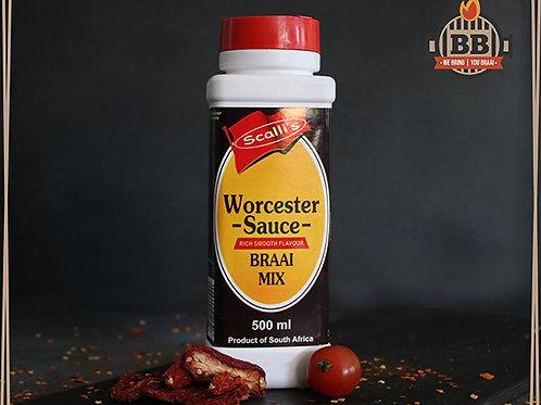 Worcester Sause - Braai Mix 500g