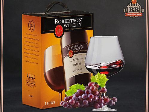 Robertson Shiraz 3L