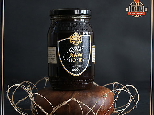 Raw Honey 500g
