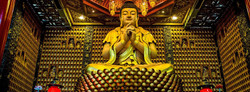 10,000 Buddhas pagoda