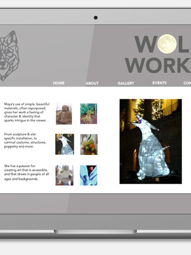 Website Gallery Page