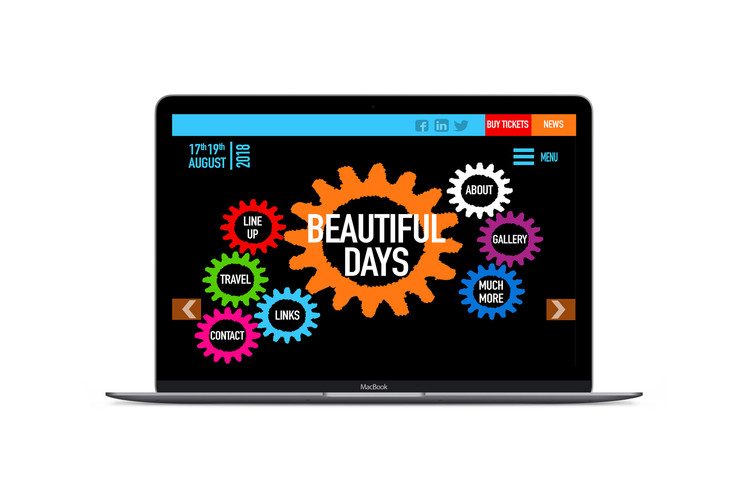 Website Animated Design