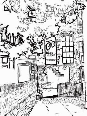 Fore Street Illustrations
