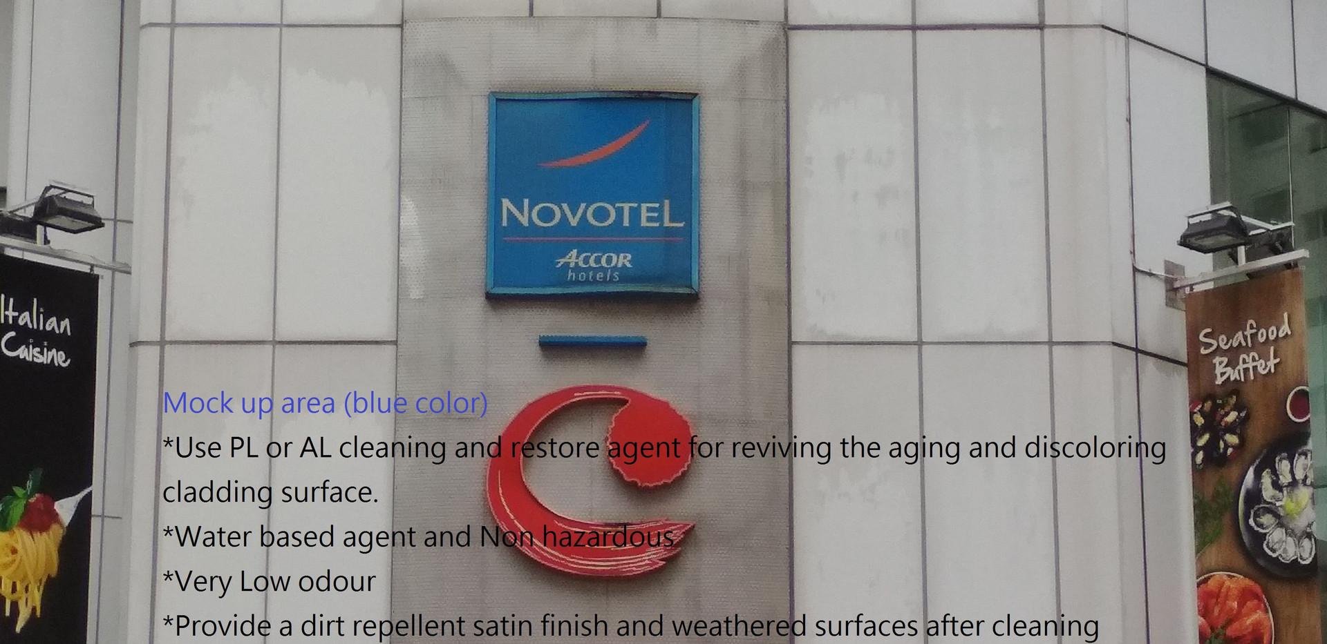 Mock up for Novotel Century Hong Kong.jp