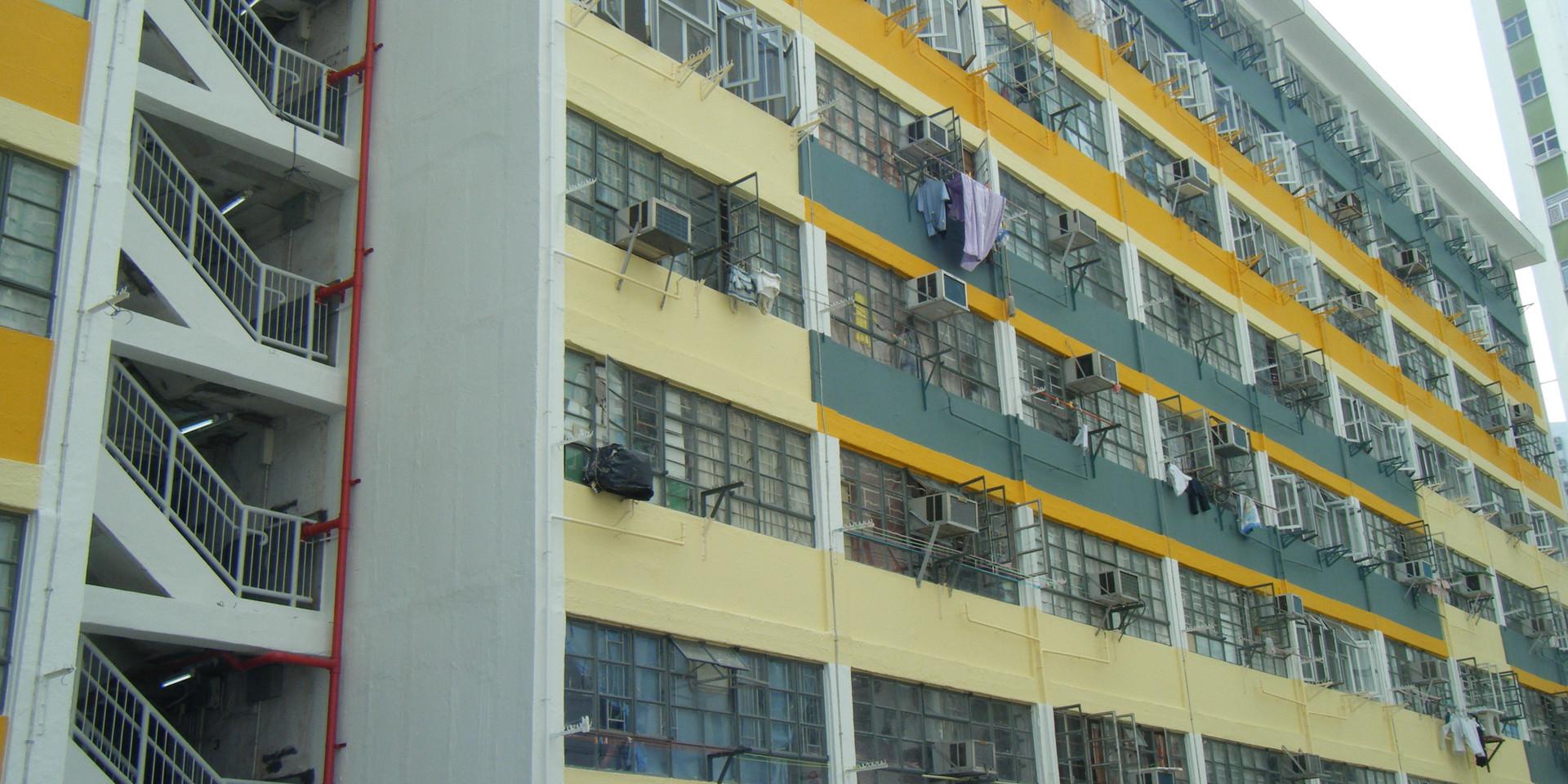 香港筲箕灣宏華街明華大廈