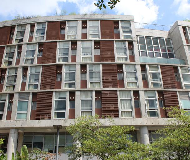新界沙田香港中文大學晨興書院, 格林伯格樓書院
