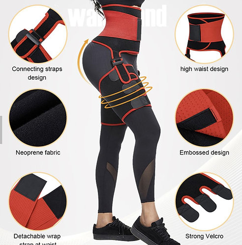 Power Multi Trainer (Abs, Waist and Thigh) w butt enhancer