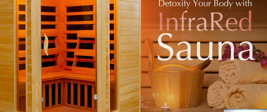 *NEW* Sauna Infrared Detox Room