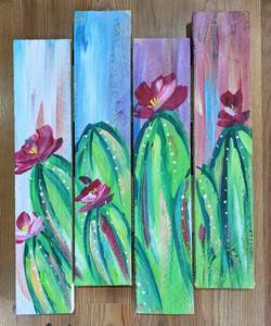 Pallet Cactus