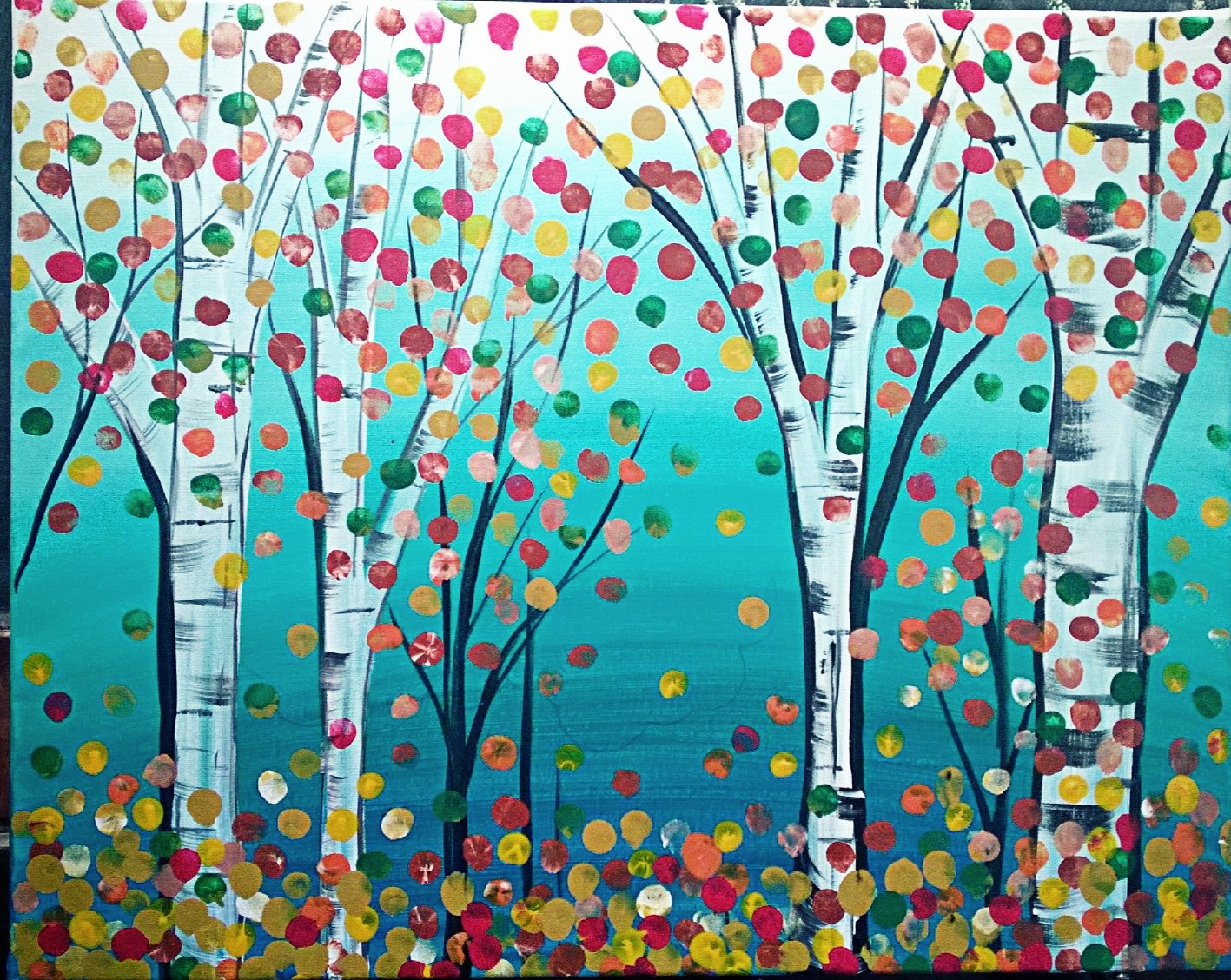 Birch Fingerprint Trees - Copy