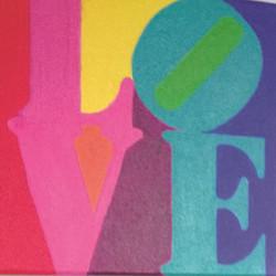 Colored LOVE Squared