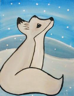 Snow Fox