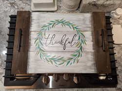 Thankful Cooktop Cover