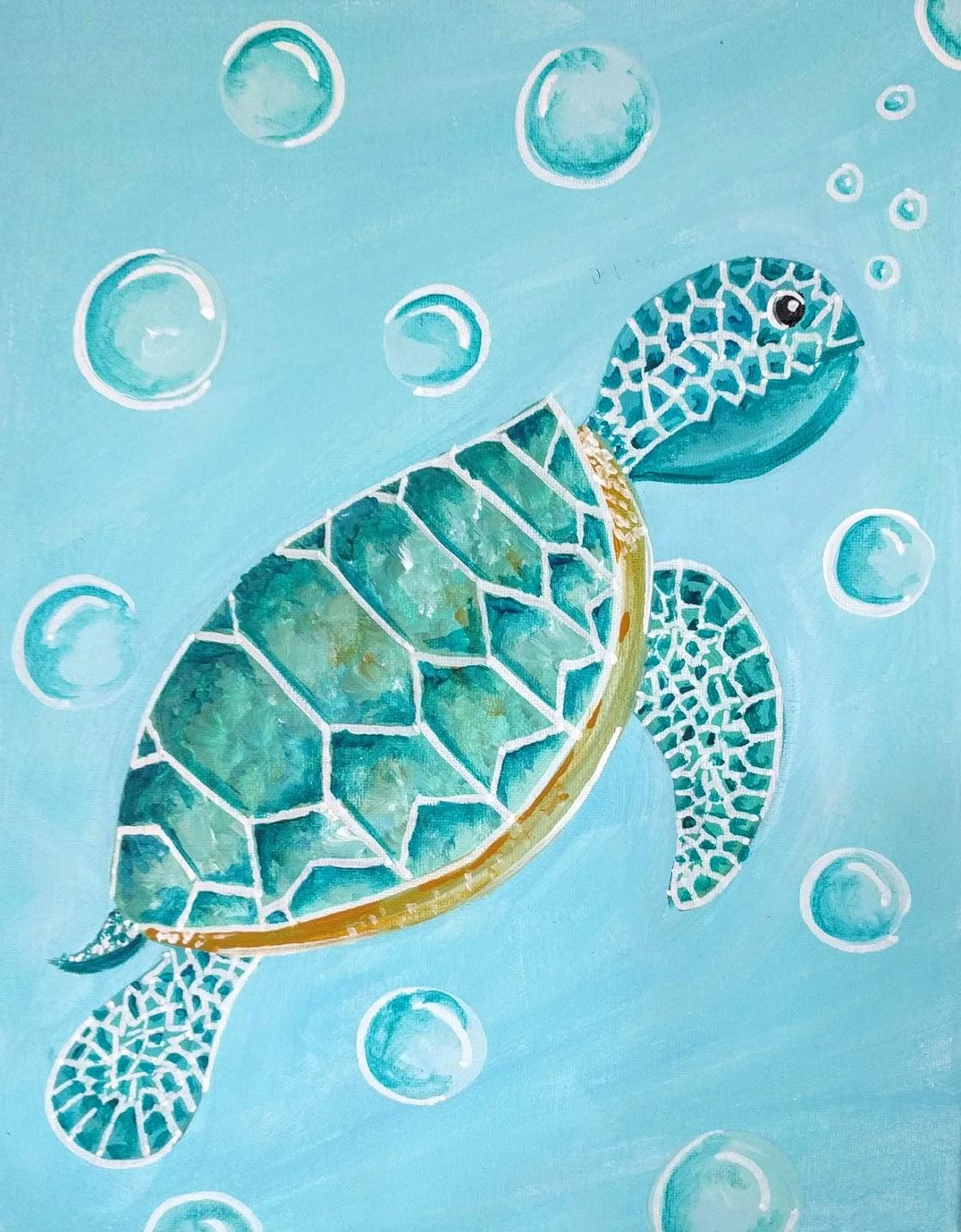 Sea Turtle 2018