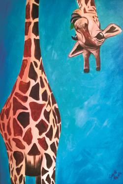Level 2 Giraffe
