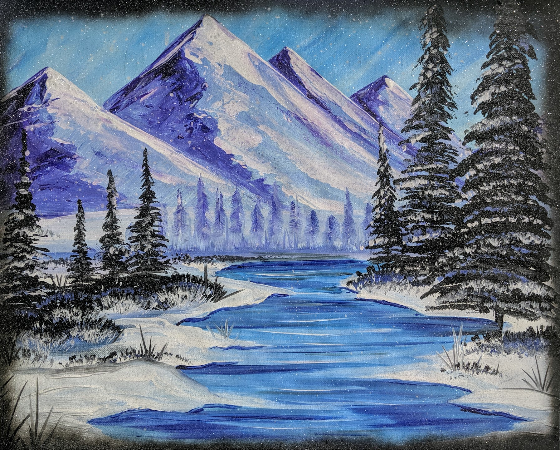 Winter Mountains- Level 2