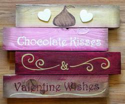 Chocolate Kisses Pallet