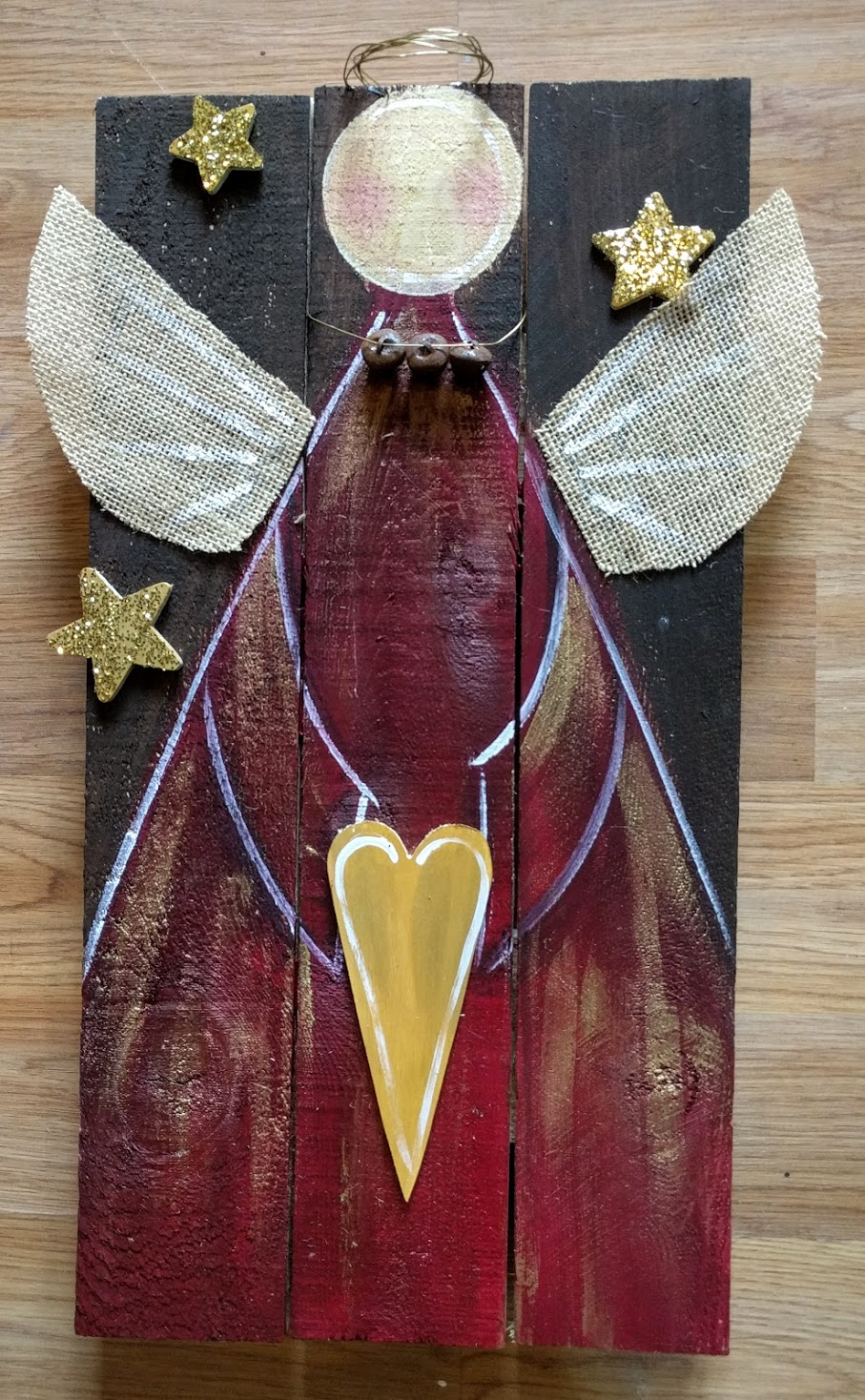 Angel Pallet