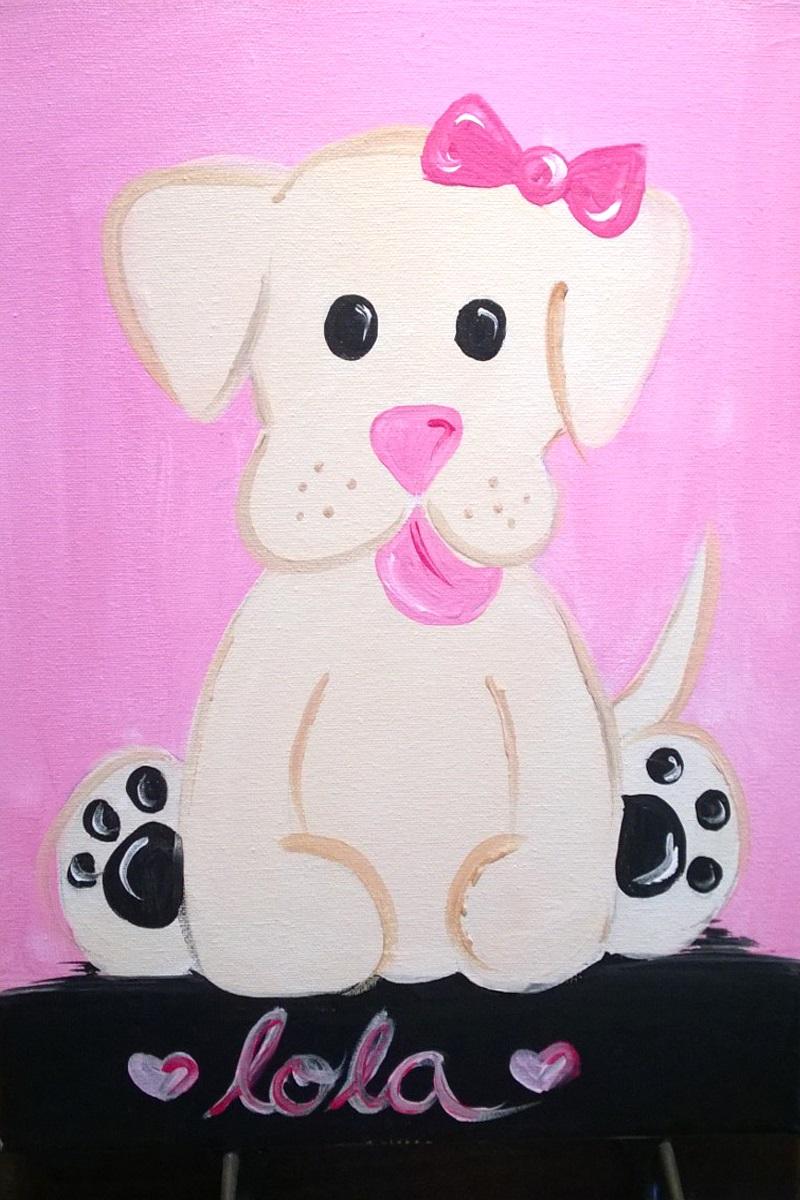 Lola Puppy Dog
