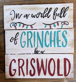 Grinches & Griswolds