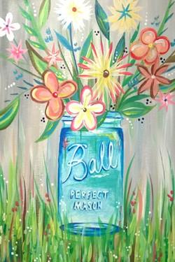Level 2 Ball Jar