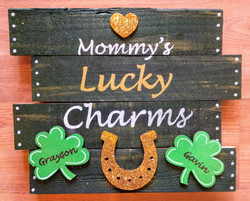 Mommy's Lucky Charms