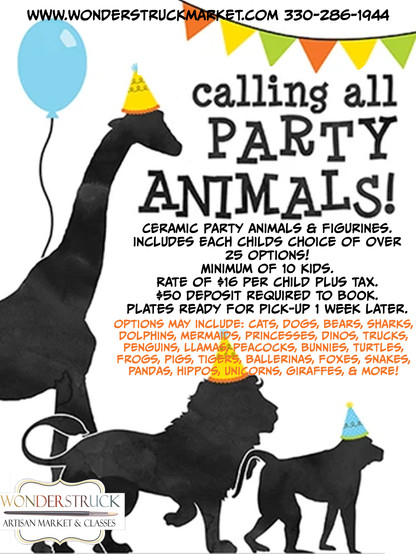 Party Animals Options